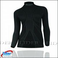 Pozostała odzież sportowa, Bluza damska termoaktywna Brubeck Extreme Merino nr kat. LS10200
