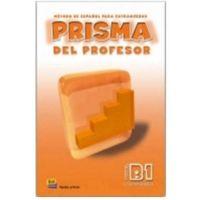 Książki do nauki języka, Prisma Nivel B1 Podręcznik + Cd Audio (opr. miękka)
