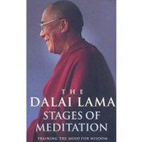 Książki do nauki języka, Stages of Meditation Training Mind for Wisdom (opr. miękka)