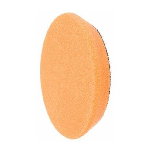 Gąbki samochodowe, RRC PRO 80mm pomarańczowa średnio twarda gąbka polerska