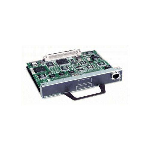 Pozostały sprzęt sieciowy, Cisco PA-VXB-2TE1+ 2 port T1/E1 moderate capacity enhanced voice PA