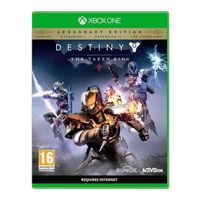 Gry na Xbox One, Destiny The Taken King (Xbox One)
