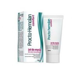 PROCTO-HEMOLAN COMFORT ŻEL DO MYCIA 120ML