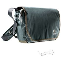 Torba na ramię Deuter Carry Out - anthracite - brown