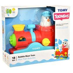 Tomy Bąbelkowa ciuchcia do kąpieli