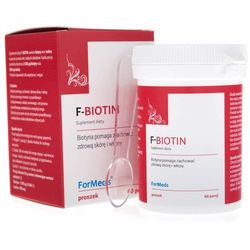 F-BIOTIN 60 porcji