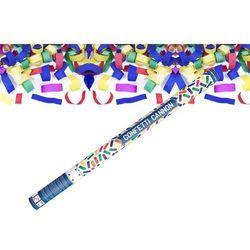 Tuba strzelająca - kolorowe konfetti - 60 cm - 1 szt.