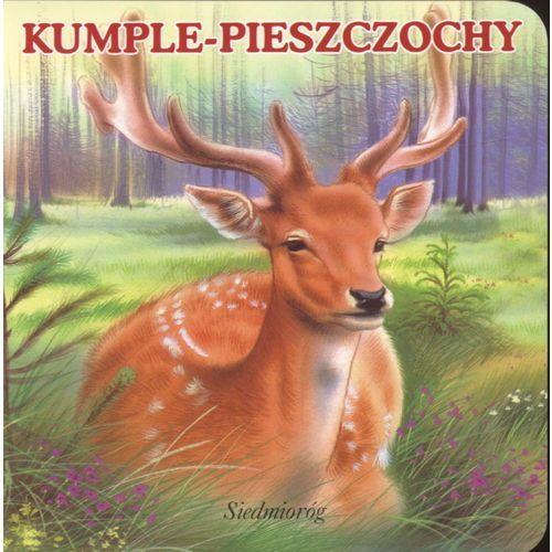 Książki dla dzieci, KUMPLE PIESZCZOCHY (opr. twarda)