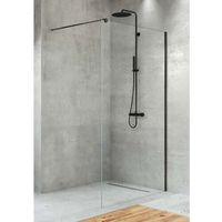 Ścianki prysznicowe, Ścianka prysznicowa 70 cm Velio New Trendy D-0140B ✖️AUTORYZOWANY DYSTRYBUTOR✖️