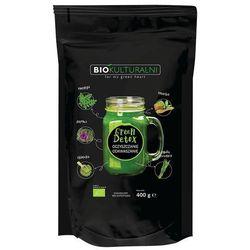 Mieszanka Superfoods Green Detox BIO 400g Biokulturalni