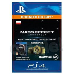 Mass Effect Andromeda 5750 PKT [kod aktywacyjny]