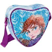Torebki dziecięce, Cekinowa torebka na ramię Frozen 2