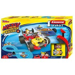 Tor samochodowy CARRERA Carrera 1. First - Mickey and the Roadster Racers 63012