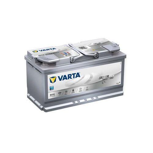 Akumulatory samochodowe, Akumulator VARTA 595901085D852