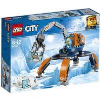 Klocki dla dzieci, 60192 ARKTYCZNY ŁAZIK LODOWY (Arctic Ice Crawler) KLOCKI LEGO CITY