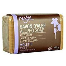 Mydło z Aleppo fiołek 100g