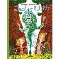 Książki dla dzieci, Duch z butelki - Wysyłka od 3,99 - porównuj ceny z wysyłką (opr. twarda)