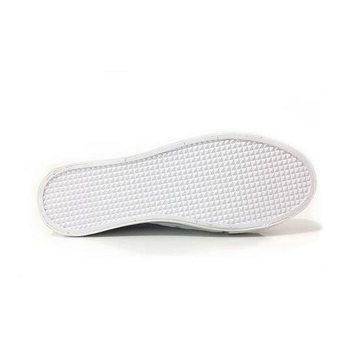 Damskie obuwie sportowe, TRAMPKI DAMSKIE LEE COOPER NIEBIESKIE NA KOTURNIE