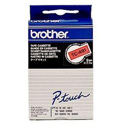 Brother etykiety TC-491