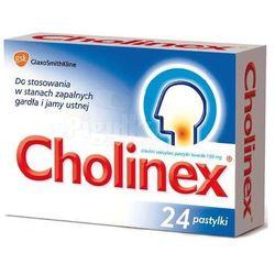 Cholinex x 24 pastylki