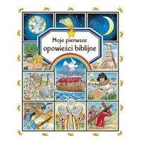 Książki dla dzieci, Moje pierwsze opowieści biblijne (opr. broszurowa)