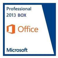 Programy biurowe i narzędziowe, Microsoft Office Professional BOX PL 2013