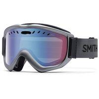 Kaski i gogle, gogle snowboardowe SMITH - Knowledge Otg Graphite (99ZF) rozmiar: OS