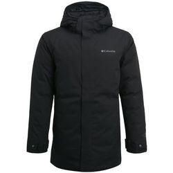 Columbia BLIZZARD FIGHTER Płaszcz zimowy black
