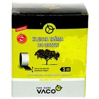 Środki i akcesoria przeciwko owadom, Lep do drzew, kleista taśma Vaco (5 m) 1 szt.