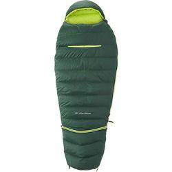 Y by Nordisk Tension Junior Sleeping Bag 130-160cm Kids, czarny/zielony 2021 Śpiwory Przy złożeniu zamówienia do godziny 16 ( od Pon. do Pt., wszystkie metody płatności z wyjątkiem przelewu bankowego), wysyłka odbędzie się tego samego dnia.