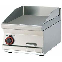 Płyta grillowa elektryczna gładka | 395x450mm | 4500W | 400x600x(H)280mm
