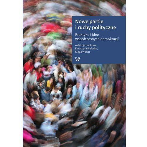 E-booki, Nowe partie i ruchy polityczne