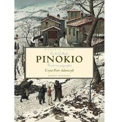 Pinokio. Historia pajacyka (audiobook CD)