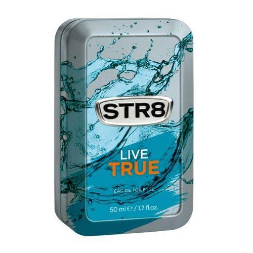 Wody toaletowe męskie, STR8 Live True Men 50ml EdT