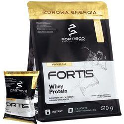 Odżywka białkowa FortisGo Whey Protein 510g - Wanilia