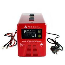 Zasilacz awaryjny (UPS + AVR) 12V Sinus-600PRO 600W 12V/230V