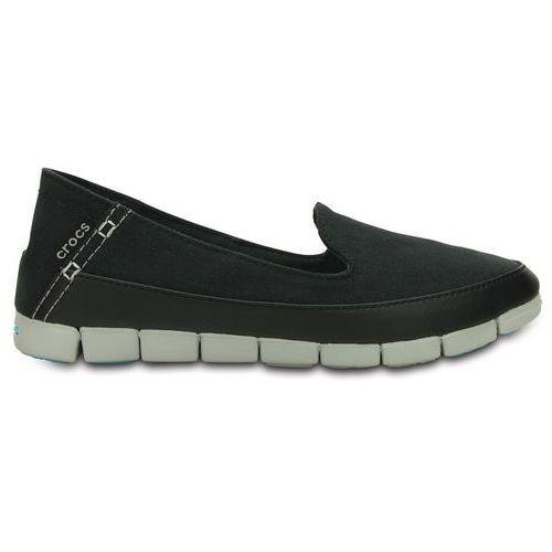 Pozostałe obuwie damskie, BUTY CROCS STRETCH SOLE 200342 BLACK