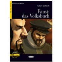 Książki do nauki języka, Faust: das Volksbuch + CD. Poziom B1 (opr. miękka)