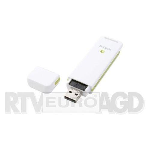 Modemy GSM, D-Link Modem 3G DWM156 + torba + Orange Free 1GB