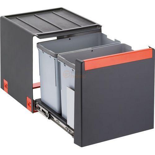 Sortowniki do śmieci, Franke Cube 40 Automat - produkt w magazynie - szybka wysyłka!