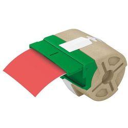Etykiety do drukarek etykiet Leitz 7016-00-25, Etykieta uniwersalna, czerwony
