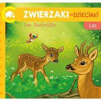 Książki dla dzieci, Zwierzaki-Dzieciaki. Las (opr. twarda)