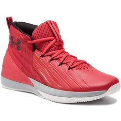 Buty UNDER ARMOUR - Ua Lockdown 3 3020622-600 Red