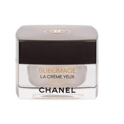 Kremy pod oczy, Chanel Sublimage Ultimate Regeneration Eye Cream krem pod oczy 15 g dla kobiet