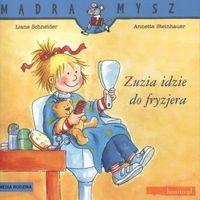 Książki dla młodzieży, Zuzia idzie do fryzjera (opr. miękka)