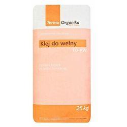 Klej do wełny mineralnej TERMO ORGANIKA TO-KW 25kg