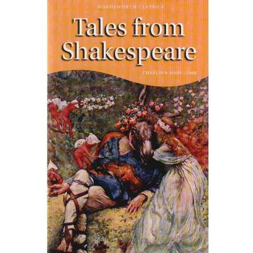 Książki do nauki języka, Tales from Shakespeare (opr. miękka)