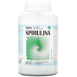 Spirulina maxima 250mg 600 tabl.