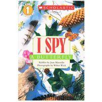 Książki dla dzieci, I spy a Butterfly
