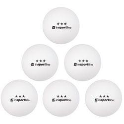 Piłki do tenisa stołowego inSPORTline VHIT S3